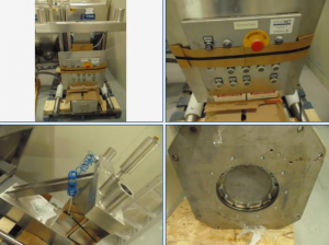 Bin Lifts, Used Servolift, Used packaging Equipment