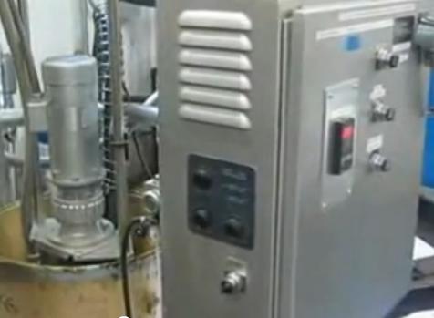 Hot Melt Glue Machine, Used Uniflow Drum Melter, Used Packaging Machinery