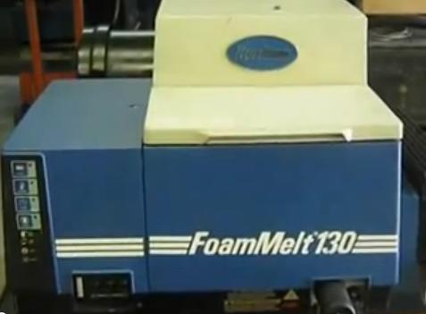 Used Hot Melt Glue Equipment | Nordson FM 130