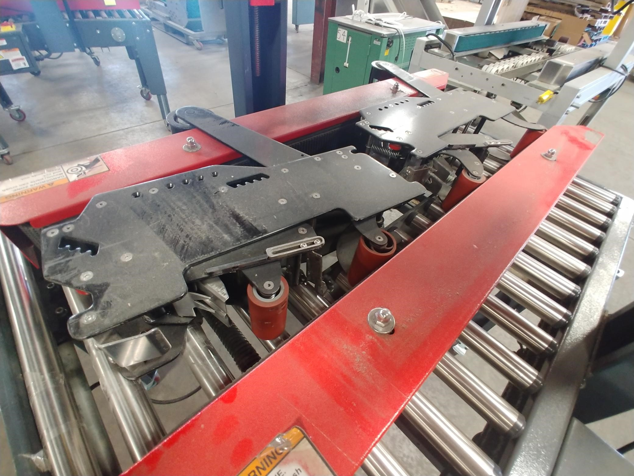 Advantage Machinery Case Taper Mectec Used Packaging